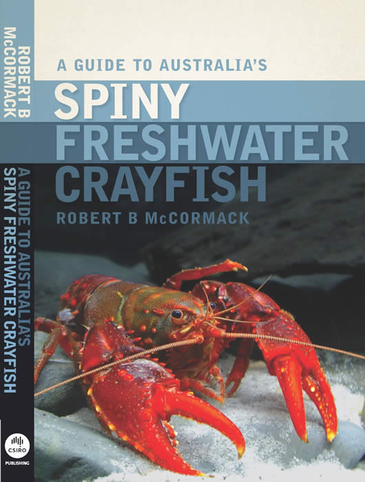 Book: A Guide to Australia's SPINY FRESHWATER CRAYFISH