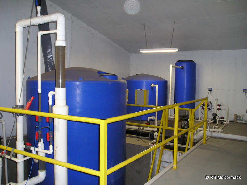 Part of the GFH Filtration System