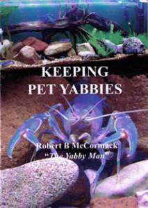 Keeping Pet Yabbs is easy with this great book for Christmas 2015.